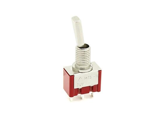 Turnigy 9X reemplazo de 2 vías interruptor A (corto)