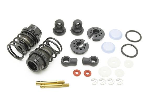 BT-4 Corto Amortiguador Kit (2 unidades) T01029