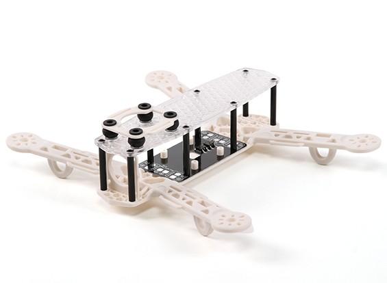 H-250 Clase rey color FPV marco que compite con aviones no tripulados (blanco)
