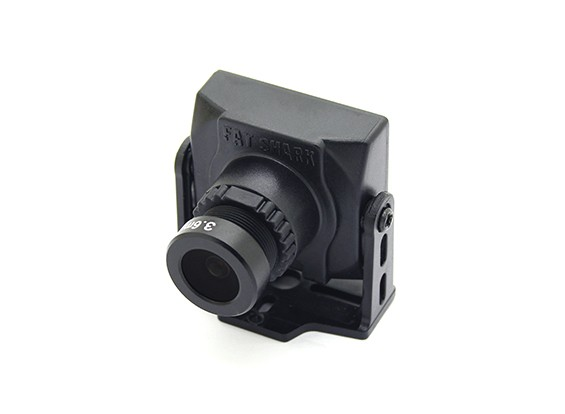 FatShark 900TVL WDR Cámara CCD FPV con la palanca de control integrado (PAL)