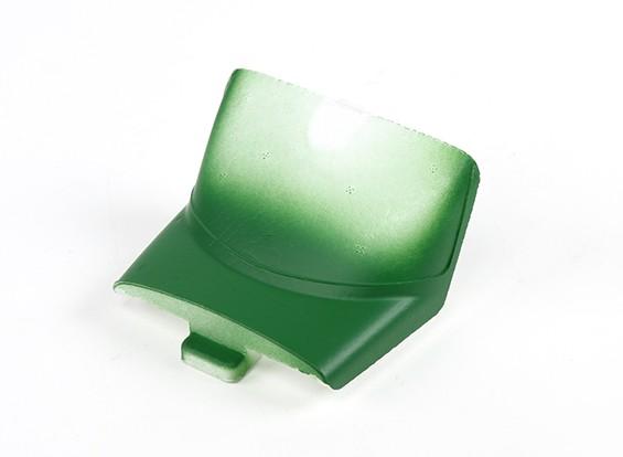 Durafly® ™ Tundra - Espuma Canopy / Tapa de la Batería w / imán