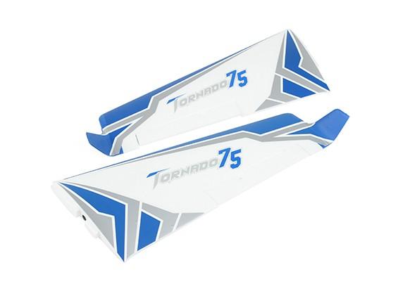H-Rey Tornado 75 EDF Jet - Sustitución ala principal Conjunto