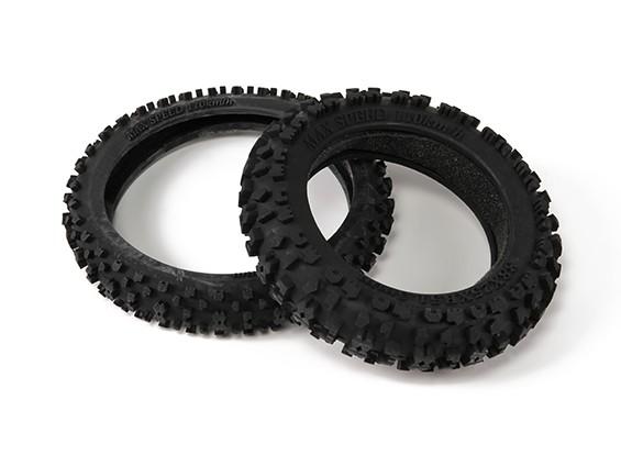 Rueda de repuesto - Super jinete SR4 SR5 1/4 Escala RC sin escobillas de la motocicleta