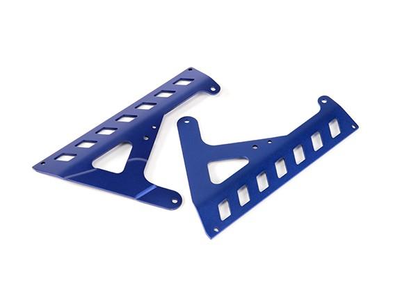 Paneles BatteryFixed (azul) - Super jinete SR4 SR5 1/4 Escala RC sin escobillas de la motocicleta