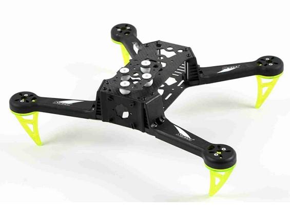 Juego de Estructura Spedix S250AQ FPV que compite con aviones no tripulados