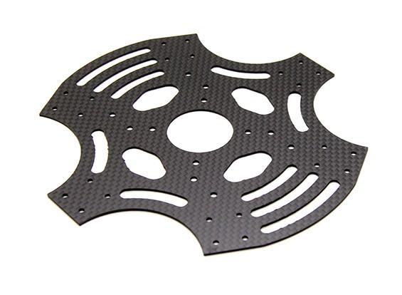 Spedix Serie S250H Frame - Sustitución de la placa inferior del marco (1 unidad)