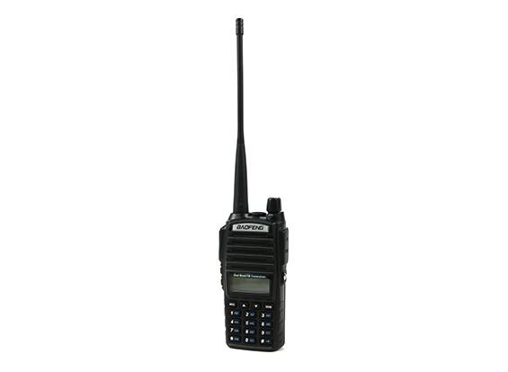 Baofeng UV-82 de doble banda UHF / VHF Radio de configuración del sistema