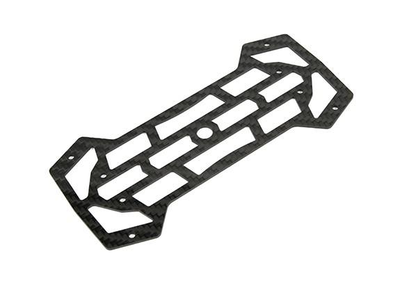 DIATONE cuchilla 250 - Sustitución de la placa inferior del marco