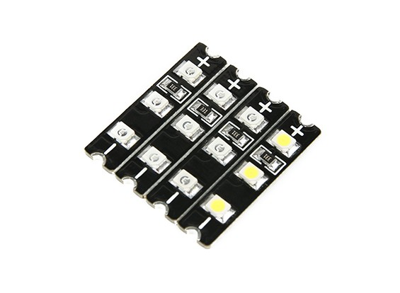 DIATONE cuchilla 250 - Junta de iluminación LED de sustitución (4 piezas)