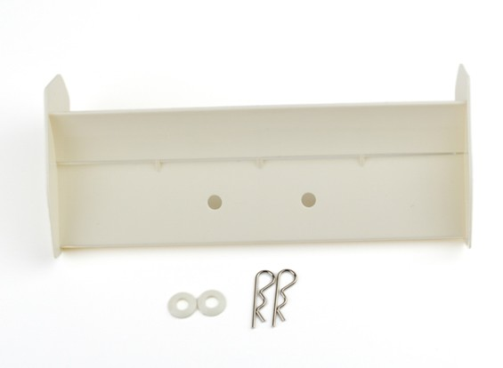 BSR Beserker 1/8 Truggy - ala trasera (blanco) 816803