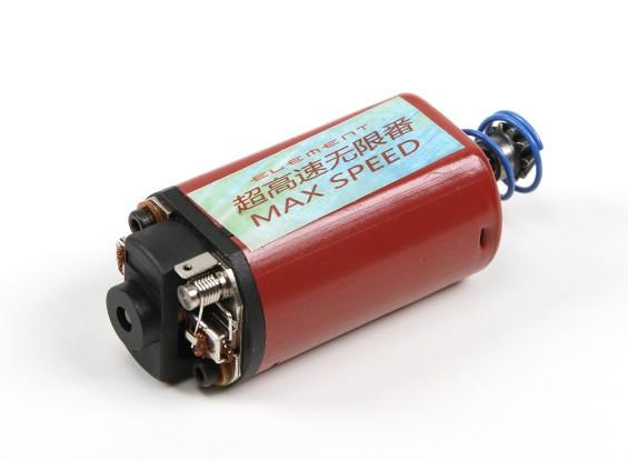 Elemento IN0916 Velocidad máxima del motor AEG (tipo corto)