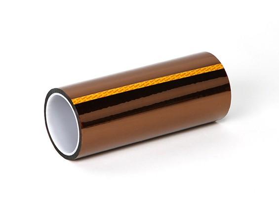 Kapton calor rollo de cinta resistente Para Hornillos impresora 3D (230 mm x 33 m)