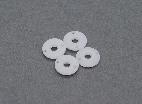 TrackStar Compuesto pistones cónicos (4) S124032