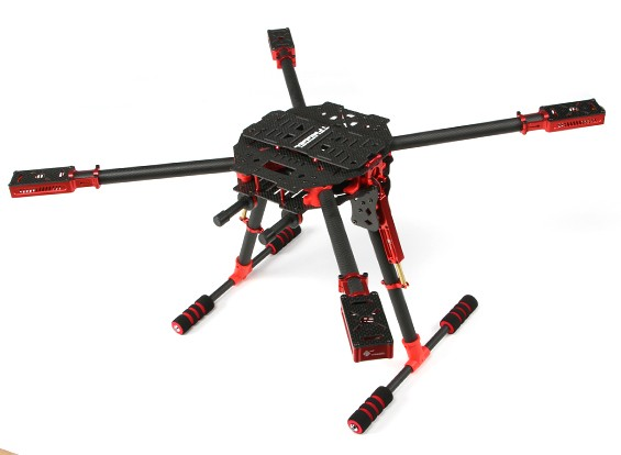 Kit ™ HobbyKing TF650V2 X Quad