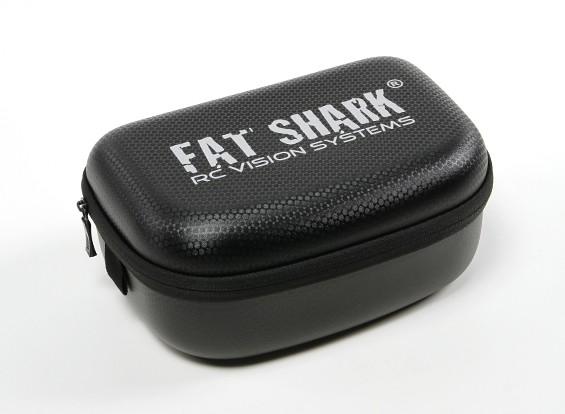 Caso de la cremallera Fatshark para Fatshark FPV gafas con cierre a presión de la placa frontal