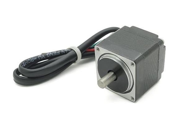 Turnigy Mini Fabrikator 3D v1.0 impresora de piezas de repuesto - motor paso a paso para X, Y o Z Eje