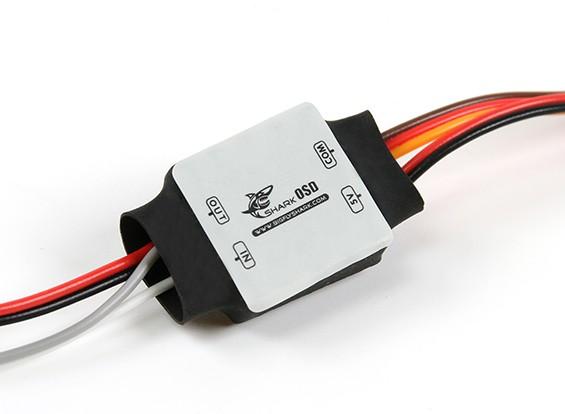 Módulo OSD para los controladores de vuelo / X8 tiburón X6