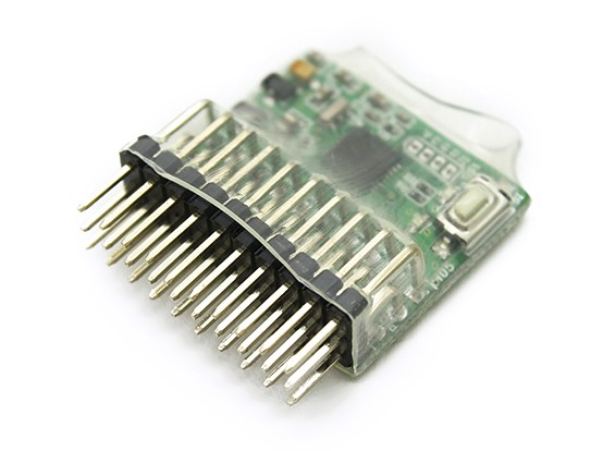 Módulo convertidor de señal de SBUS-PPM-PWM (S2PW)