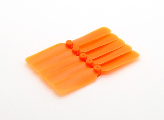 Gemfan Multirotor Mini Prop Set 65mm CW (Naranja) (5pcs)