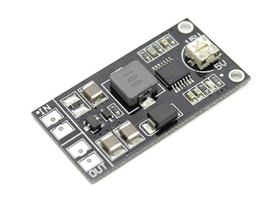 Elevador de tensión 3-13V 5-15V de