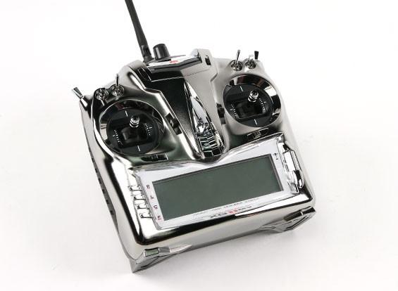 Transmisor Modular JR XG11MV 11ch con TG2.4XP DMSS módulo y RG712BX receptor (Modo 1)