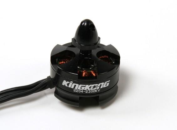 KINGKONG 2204-2300KV Multi helicóptero Motor CW