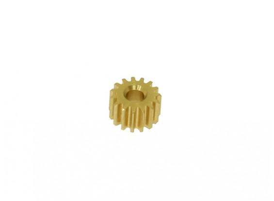 Gaui 100 y 200 Tamaño 15T piñón del engranaje por un eje de 2,3 mm (901.503)