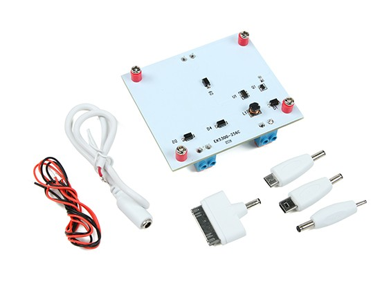 EK5400 Kit de Energía Eólica - Cargador