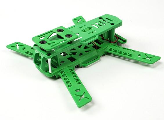 KINGKONG 188 FPV que compite con aviones no tripulados Frame (Kit) (Verde)