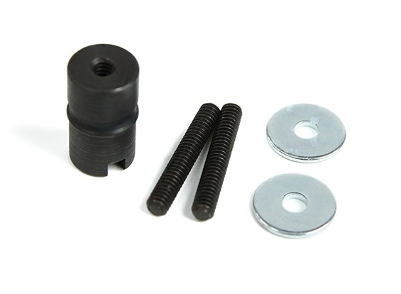 Cox / .051 .049 herramienta de montaje del motor