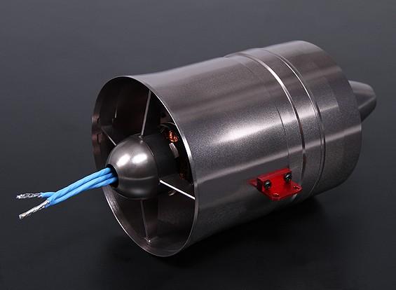 El mercurio de la aleación 12 de la hoja 90 mm 1600kv Unidad EDF (8s)