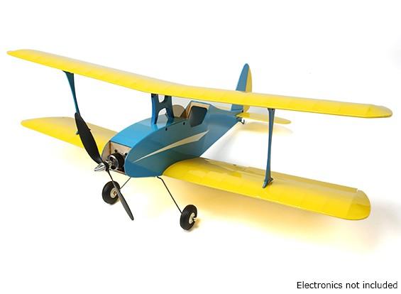 HobbyKing ™ Le Petit biplano de 810 mm (Kit)