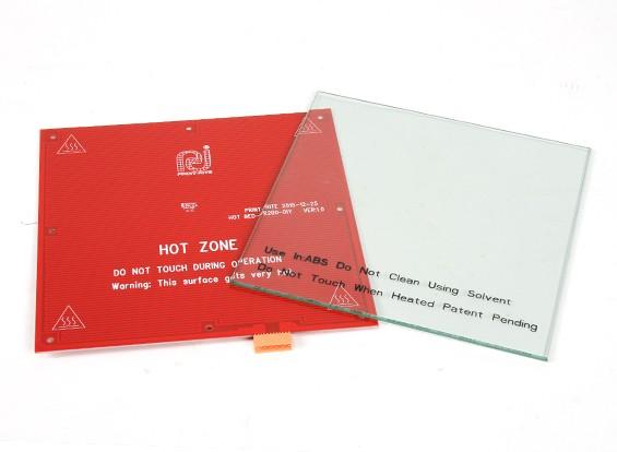 Print-Rite DIY 3D Impresora - Tabla de calor (200 x 200 mm)