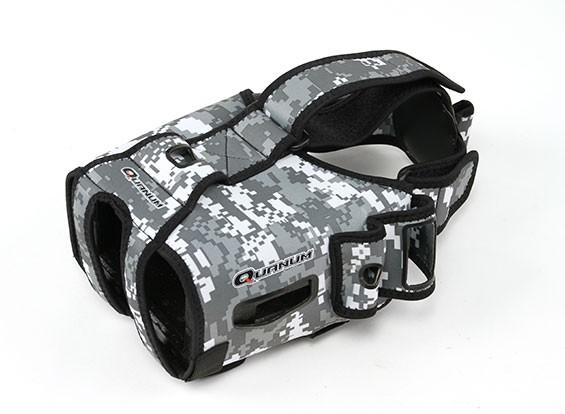 Quanum bricolaje FPV Goggle V2Pro Guante de actualización (Urban Digital Camo)