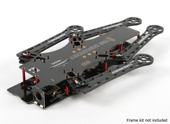 TBS Descubrimiento Upgrade - fibra de carbono plegable armas (Altura Standard Version)