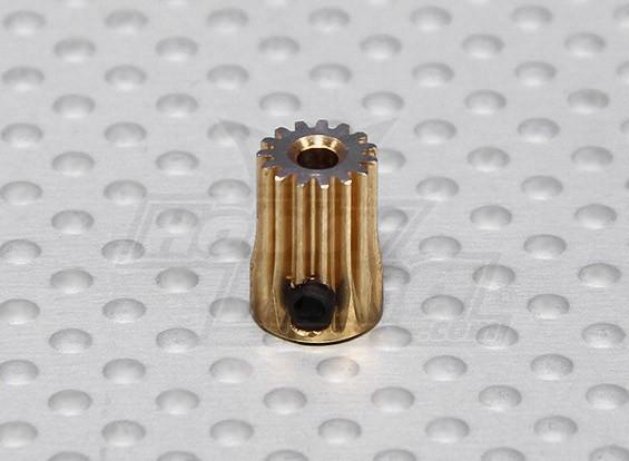 Engranaje de piñón de 2,3 mm / 0,4 M 15T (1 unidad)