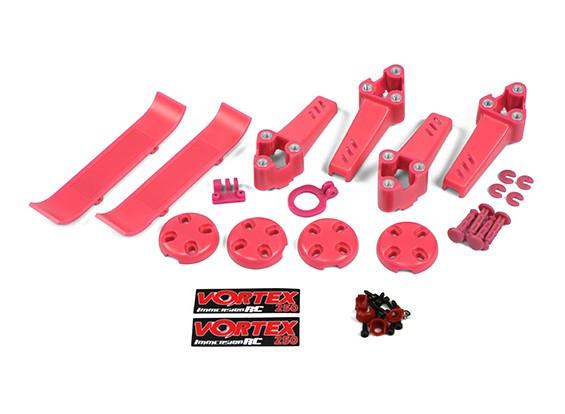 ImmersionRC - Vortex 250 PRO Pimp Kit (rosa fuerte)