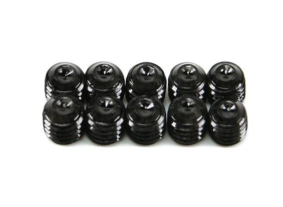 De metal tornillo de cabeza hendida M5x5-10pcs / set