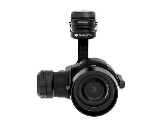 DJI Zenmuse X5 3 ejes cardán y el sistema de cámara 4K es profesional para Inspire 1