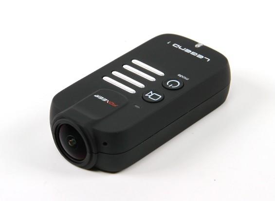 Foxeer Leyenda 1 1080P 60fps cámara de la acción (Negro)
