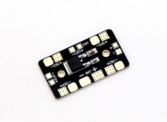 Matek Sistemas 3S 6S 12V 300mA regulador linear / placa de distribución