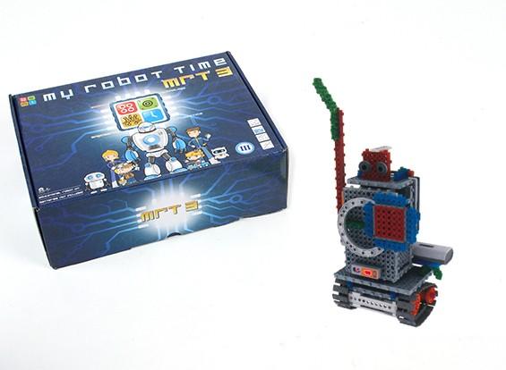 Robot Kit Educativo - Curso Intermedio MRT3-3