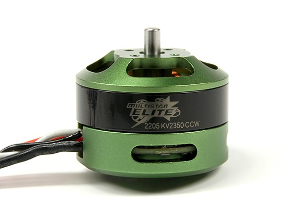 Multistar Elite 2205-2350kv 0.15Lamination w / Built-In 30A ESC (CCW)