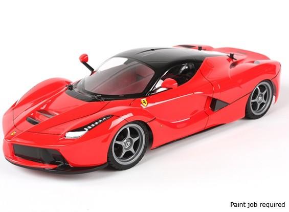 Tamiya 1/10 escala Ferrari Laferrari Kit (TT02 Chasis) 58582