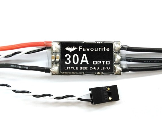 Favorito Little Bee 30A ESC 2-6S (n BEC)