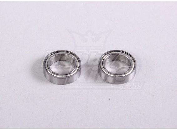 Cojinete de bolas 10x15x4 (2pcs / Bag) - A2016T, A2030, A2031, A2032 y A2033