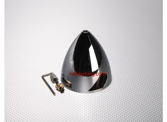 Aluminio Prop Spinner 89mm / diámetro de 3,5 pulgadas