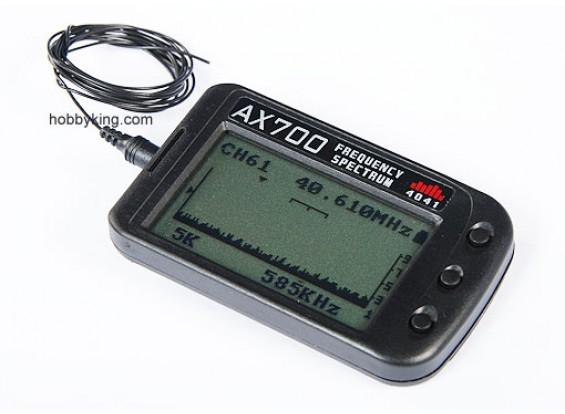 MKS AX700 35 ~ 36 MHz de frecuencia escáner