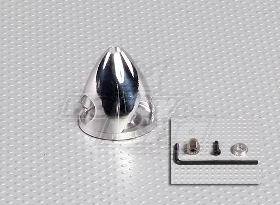 Spinner de aluminio de 32 mm / 1.25in - 3 Cuchilla