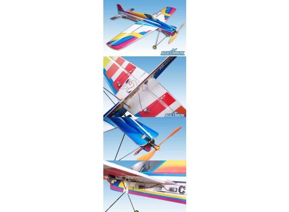 Blue Arrow Champion 3DX Choque Flyer kit (gratis Publica)
